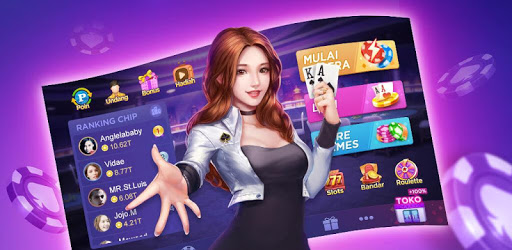 Judi Game Poker Pro - Texas Holdem Online