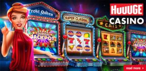 Slot Games - Huuuge Games