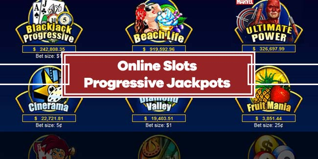Slot Progressive Online